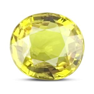 Yellow Sapphire - BYS 6702 (Origin - Thailand) Rare - Quality - MyRatna