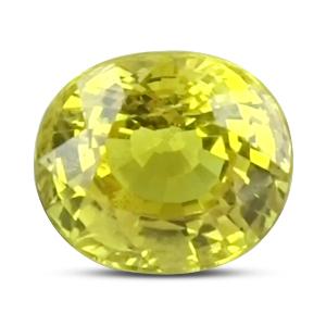 Yellow Sapphire - BYS 6703 (Origin - Thailand) Limited - Quality - MyRatna