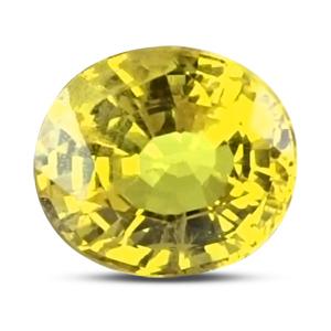 Yellow Sapphire - BYS 6704 (Origin - Thailand) Rare - Quality - MyRatna