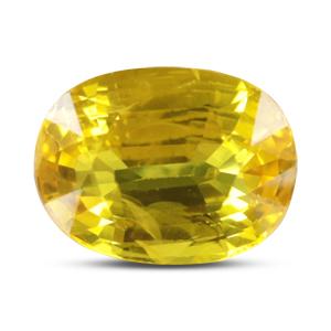 Yellow Sapphire - BYS 6705(Origin - Thailand) Limited - Quality - MyRatna