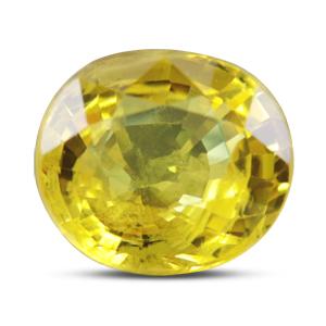 Yellow Sapphire - BYS 6706 (Origin - Thailand) Prime - Quality - MyRatna