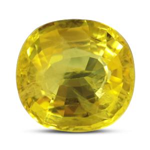 Yellow Sapphire - BYS 6707 (Origin - Thailand) Limited - Quality - MyRatna