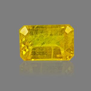 Yellow Sapphire - BYS 6708 (Origin - Thailand) Fine - Quality - MyRatna