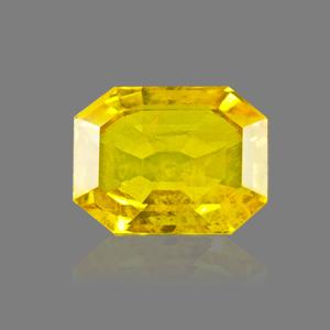 Yellow Sapphire - BYS 6710 (Origin - Thailand) Limited - Quality - MyRatna