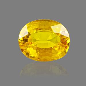 Yellow Sapphire - BYS 6711 (Origin - Thailand) Prime - Quality - MyRatna