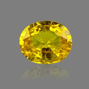 Yellow Sapphire - BYS 6712 (Origin - Thailand) Prime - Quality - MyRatna