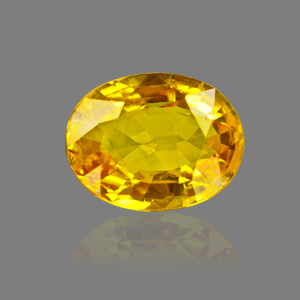 Yellow Sapphire - BYS 6713 (Origin - Thailand) Prime - Quality - MyRatna