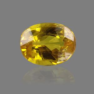 Yellow Sapphire - BYS 6716 (Origin - Thailand) Prime - Quality - MyRatna