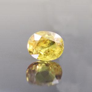 Yellow Sapphire - BYS 6718 (Origin - Thailand) Limited - Quality - MyRatna