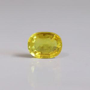 Yellow Sapphire - BYS 6720 (Origin - Thailand) Limited - Quality - MyRatna