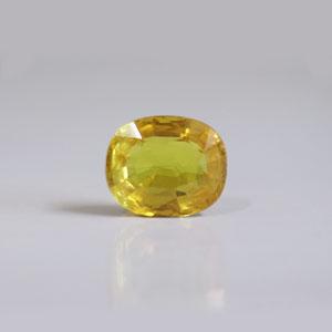 Yellow Sapphire - BYS 6721 (Origin - Thailand) Limited - Quality - MyRatna