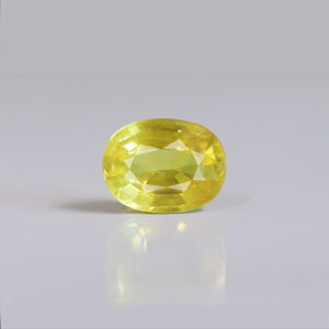 Yellow Sapphire - BYS 6722 (Origin - Thailand) Limited - Quality - MyRatna