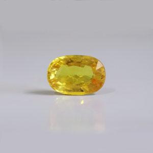 Yellow Sapphire - BYS 6723 (Origin - Thailand) Limited - Quality - MyRatna
