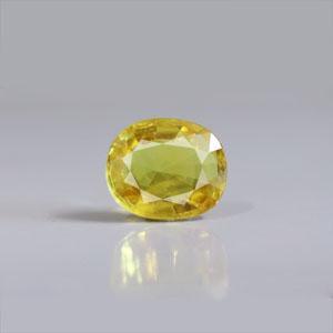 Yellow Sapphire - BYS 6726 (Origin - Thailand) Limited - Quality - MyRatna
