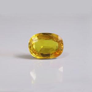 Yellow Sapphire - BYS 6727 (Origin - Thailand) Limited - Quality - MyRatna