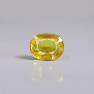 Yellow Sapphire - BYS 6729 (Origin - Thailand) Limited - Quality - MyRatna