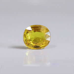 Yellow Sapphire - BYS 6730 (Origin - Thailand) Limited - Quality - MyRatna
