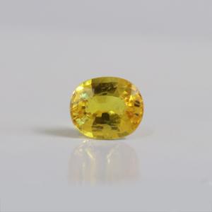 Yellow Sapphire - BYS 6734 (Origin - Thailand) Limited - Quality - MyRatna