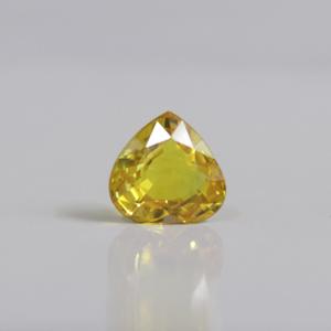 Yellow Sapphire - BYS 6736 (Origin - Thailand) Limited - Quality - MyRatna
