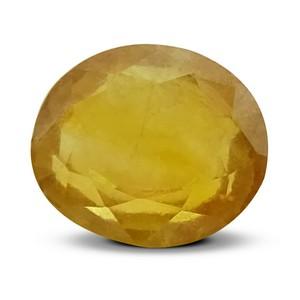 Yellow Sapphire - BYSGF-12002 (Origin - Thailand) Fine - Quality - MyRatna