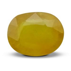 Yellow Sapphire - BYSGF-12008 (Origin - Thailand) Fine - Quality - MyRatna
