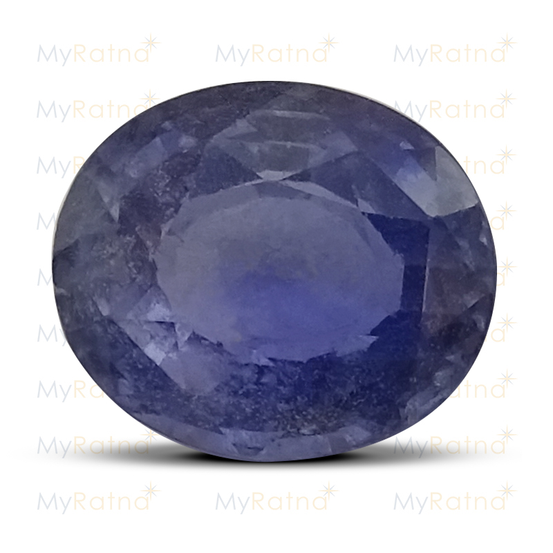 Certified Natural Blue Sapphire 7.52 Ct (Ceylon) - Limited - MyRatna
