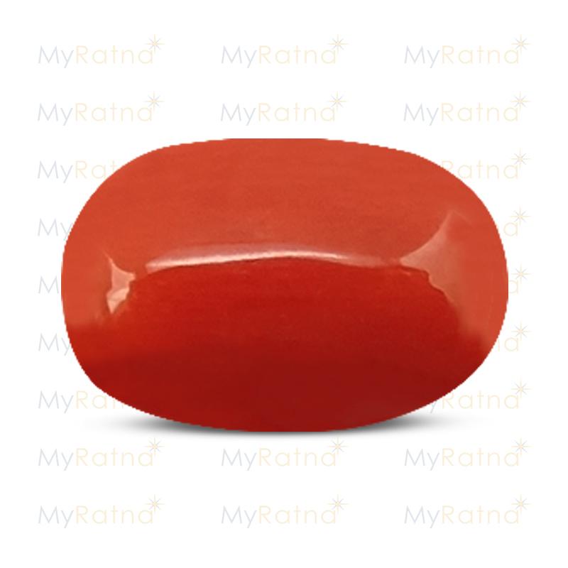Red Coral - CC 5620 (Origin - Italy) Limited - Quality - MyRatna