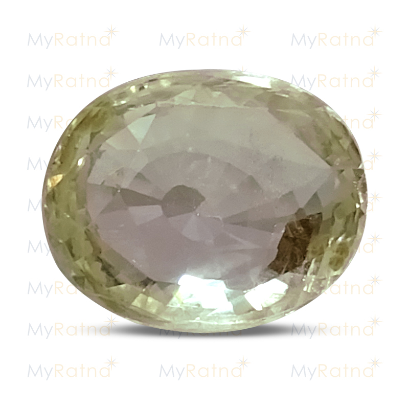 White Sapphire - CWS 10010 (Origin - Ceylon) Fine - Quality - MyRatna