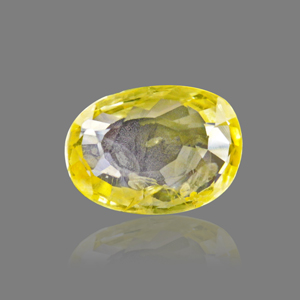 Yellow Sapphire - CYS 3458 (Origin - Ceylon) Limited - Quality - MyRatna
