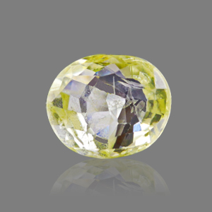 Yellow Sapphire - CYS 3459 (Origin - Ceylon) Prime-Quality - MyRatna
