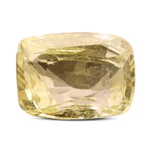 Yellow Sapphire - CYS 3475 (Origin - Ceylon) Prime -Quality - MyRatna