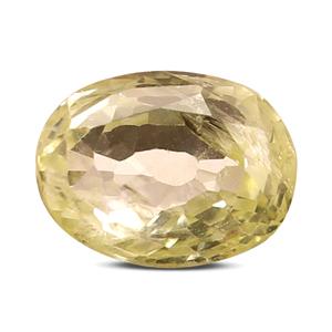 Yellow Sapphire - CYS 3479 (Origin - Ceylon) Prime -Quality - MyRatna