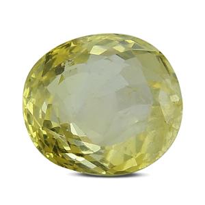 Yellow Sapphire - CYS 3497 (Origin - Ceylon) Prime - Quality - MyRatna