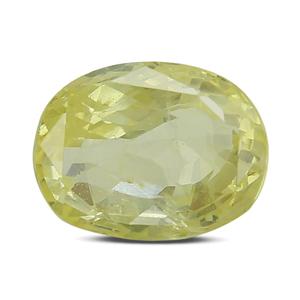 Yellow Sapphire - CYS 3502 (Origin - Ceylon) Prime -Quality - MyRatna