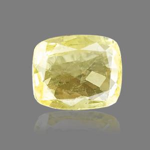 Yellow Sapphire - CYS 3504 (Origin - Ceylon) Prime -Quality - MyRatna