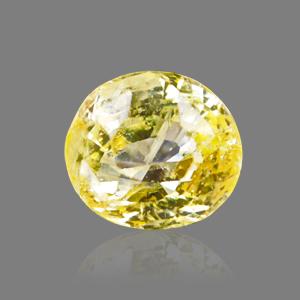 Yellow Sapphire - CYS 3506 (Origin - Ceylon) Prime -Quality - MyRatna