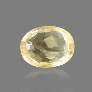 Yellow Sapphire - CYS 3526 (Origin - Ceylon) Fine - Quality - MyRatna