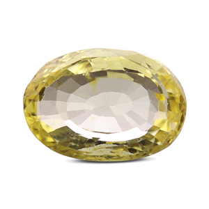 Yellow Sapphire - CYS 3527 (Origin - Ceylon) Limited -Quality - MyRatna