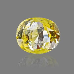 Yellow Sapphire - CYS 3534 (Origin - Ceylon) Limited -Quality - MyRatna