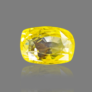 Yellow Sapphire - CYS 3535 (Origin - Ceylon) Limited -Quality - MyRatna
