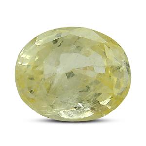 Yellow Sapphire - CYS 3536 (Origin - Ceylon) Fine -Quality - MyRatna