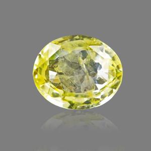 Yellow Sapphire - CYS 3538 (Origin - Ceylon) Prime -Quality - MyRatna