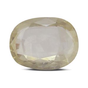 Yellow Sapphire - CYS 3540 (Origin - Ceylon) Fine -Quality - MyRatna