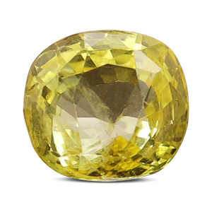 Yellow Sapphire - CYS 3543 (Origin - Ceylon) Limited -Quality - MyRatna
