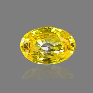 Yellow Sapphire - CYS 3544 (Origin - Ceylon) Rare -Quality - MyRatna