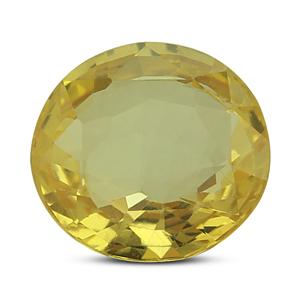 Yellow Sapphire - CYS 3545 (Origin - Ceylon) Rare -Quality - MyRatna