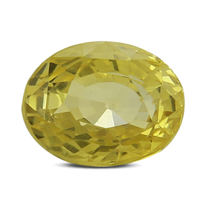 Yellow Sapphire - CYS 3547 (Origin - Ceylon) Limited -Quality - MyRatna