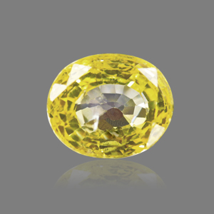 Yellow Sapphire - CYS 3550 (Origin - Ceylon) Limited -Quality - MyRatna