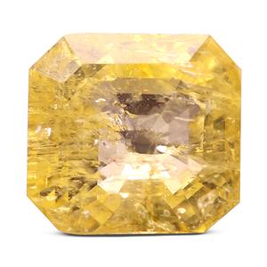 Yellow Sapphire - CYS 3560 (Origin - Ceylon) Prime -Quality - MyRatna