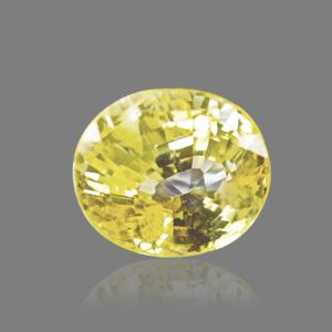 Yellow Sapphire - CYS 3563 (Origin - Ceylon) Limited -Quality - MyRatna